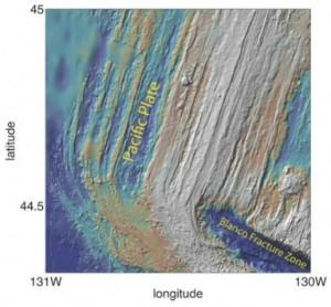 Раскрыта тайна долевых полос на дне океана