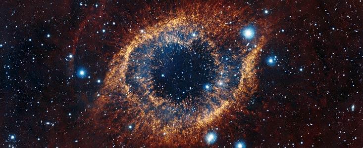 Чилийские астрономы сделали снимок туманности Лагуны