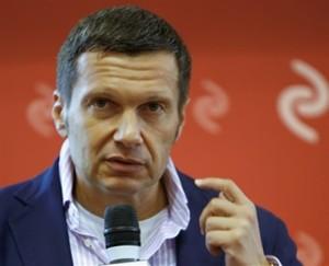 19 февраля в эфире передачи «Полный контакт» начался скандал Соловьева со студентами.