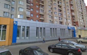 В Петербурге ограблено отделение банка «Русский стандарт»