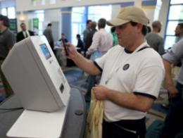 В Альбукерке установили биткоин-автомат