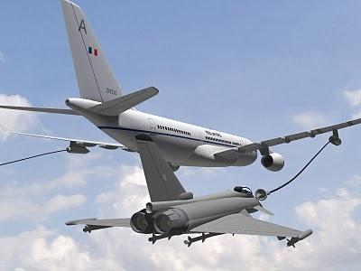 Франция поставит 12 заправщиков самолетов A330MRTT