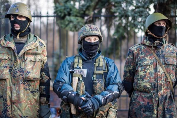 Бойцы Майдана украли Камазы по словам дистрибьютора техники