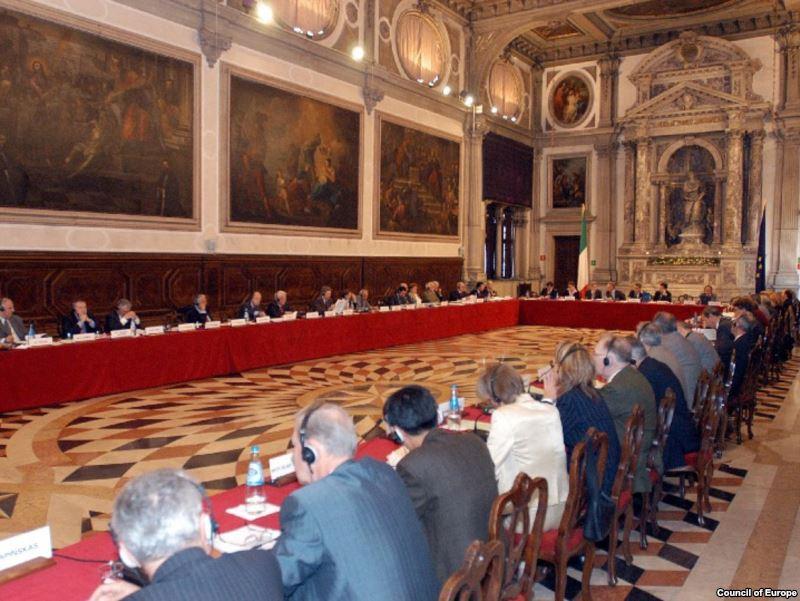 Венецианский совет отклонил законопроект «Единой России»