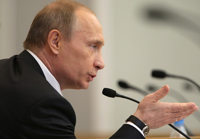 Янукович возмущен бездействием Путина
