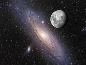 Астрофизики установили природу Андромеды 2