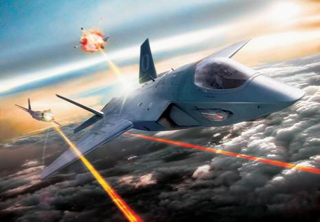 РФ разработала новую защиту от лазерных лучей