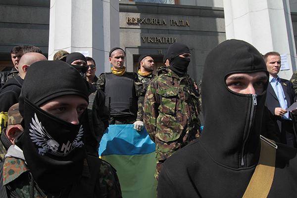 «РОССИЯ 24» использовала первоапрельскую шутку как доказательство тренировки «Правого сектора» в Польше