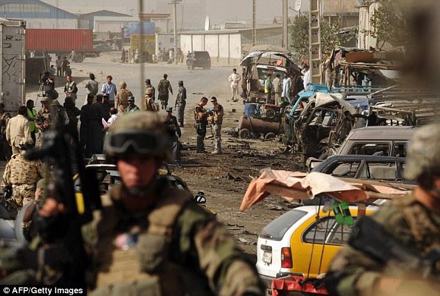 В Афганистане подвергся обстрелу автомобиль с журналистами. Есть жертвы