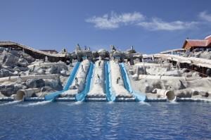 Аквапарк Ice Land. Рас-аль-Хайма. ОАЭ