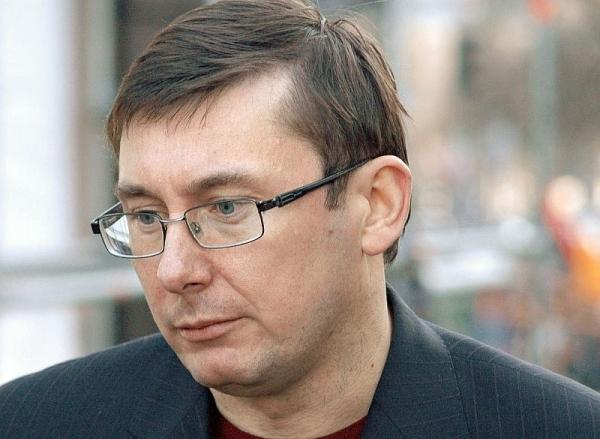 Луценко заявил, что семья бывшего главы Украины контролирует всю восточную милицию