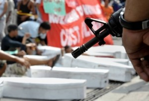 Убийства журналистов проходять по акомпанемент обещаний президента о наказании преступников