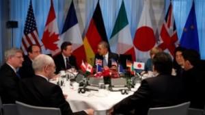 Страны Большой Семерки собираются вводить новые санкции против России