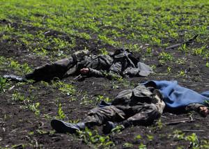 В событиях 22 мая под Волновахой винят украинских генералов