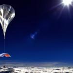 Через два года в космос можно будет полететь на воздушном шаре