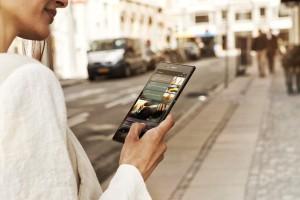 Sony Xperia Z Ultra — самый большой
