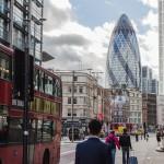 В Лондоне продается знаменитый небоскреб Gherkin