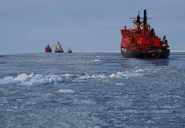 Судовладельцы выгодно сэкономят благодаря Северному морскому пути
