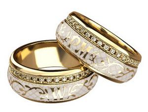 Выбираем обручальные кольца