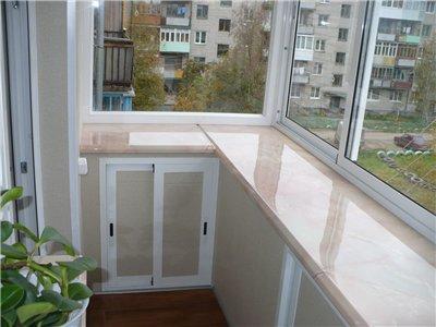 Покупка шкафа для балкона