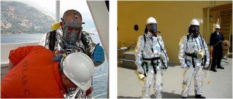 Оборудование пожарного на судне- что входит в комплектацию?