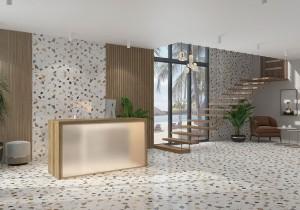 Насыпной пол и отделка стен: что сначала